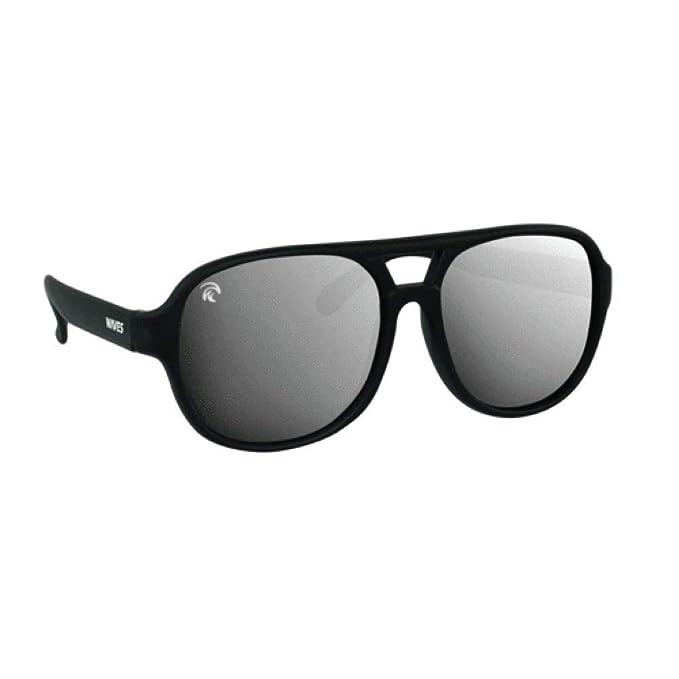 2c7f71371bf Amazon.com  Waves Polarized Sport Floating Sunglasses  Un-Sinkable Plastic  Glasses for Fishing