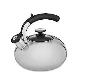 Cuisinart CTK-SS15 Prodigy Tea Kettle, Stainless Steel