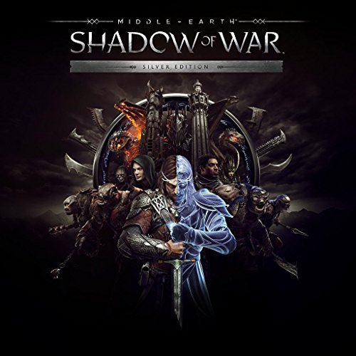 Middle-Earth: Shadow of War Silver Edition - Pre-load - PS4 [Digital Code] by Warner Bros Interactive. Entertainment, Inc.