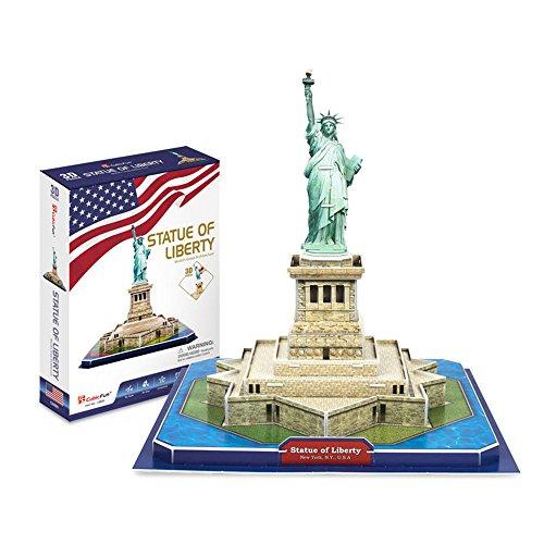 Lelifang 3d puzzle paper model children