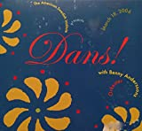 Music : Dans! with Benny Anderssons Orkester (promotional CD)