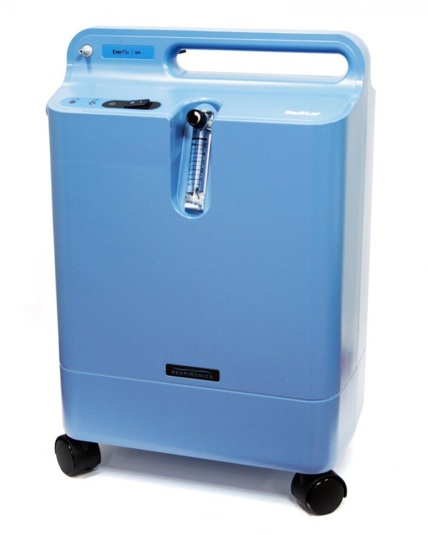 generador de ox/ígeno para asistencia respiratoria en casa PHILIPS Respironics ox/ígeno concentrador 5L//min EverFlo 2 a/ños garant/ía