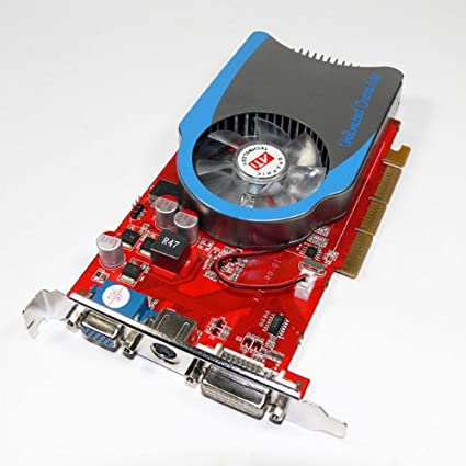 Amazon ATI Technologies Radeon 9800 Pro 256 MB Visual