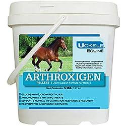 Uckele Arthroxigen Pellets for Horses - Joint Supplement - 5 Pounds