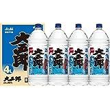 アサヒビール 大五郎 25度 ペットボトル 4000ml×4本
