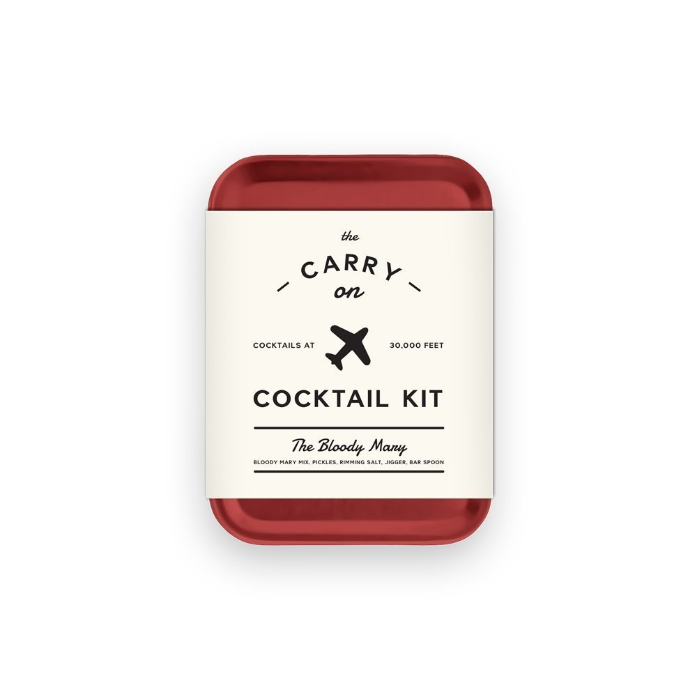 W&P Design Bloody Mary Carry On Cocktail Kit MAS CARRY KIT BM