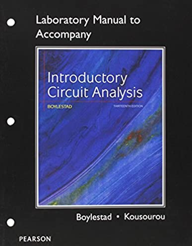 laboratory manual for introductory circuit analysis robert l rh amazon com