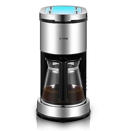 WYFDM Máquina del Café Automática - Pote del Café del Goteo para El Uso En El