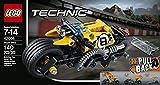 LEGO Technic Stunt Bike 42058 Advanced Vehicle Set