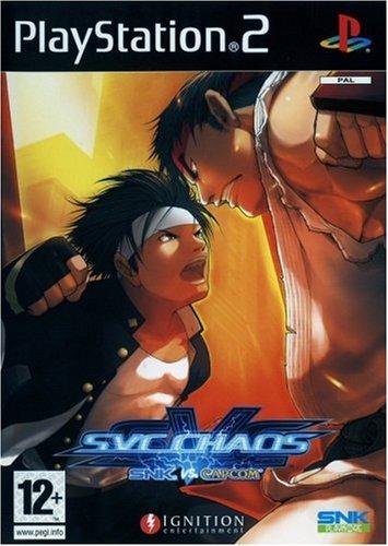 SNK vs. Capcom Chaos