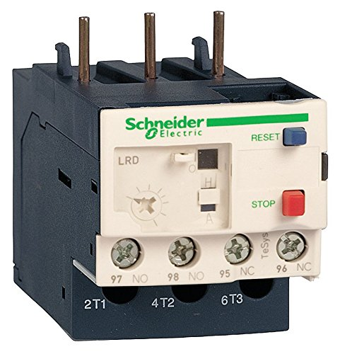 Schneider LRD3361 THERMAL OVERLOAD 55-70A FITS LC1D80-D95
