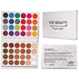 Best Matte Eye Shadows - Beauty Glazed 48 Colors Eyeshadow Palette shine Review