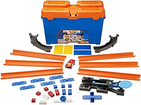 Hot Wheels Track Builder Stunt Box (Hot Wheels Super Track)