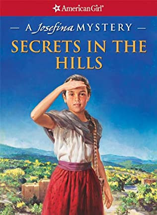 book cover of Secrets in the Hills