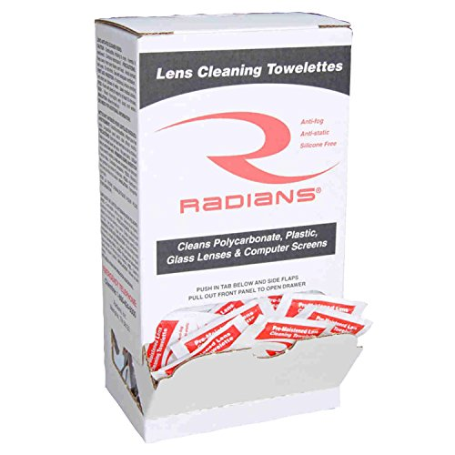 radians-lcd100-silicone-free-anti-fog-lens-cleaning-towelette-dispenser