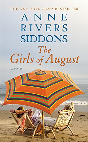 book cover of The Girls of August