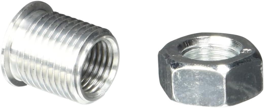 8 Billiard M12x1.25mm Gear Shifter Shift Knob Boot with M10x1.5 Nuts Insert