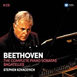 Beethoven: The 32 Piano Sonatas, Bagatelles (9CD)
