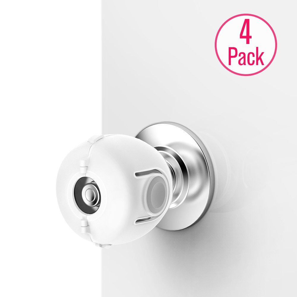 Amazon.com : Mommy\'s Helper Door Knob Safety Cover : Indoor Safety ...