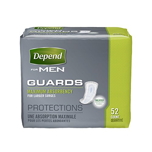 Depend Maximum Absorbency MEN