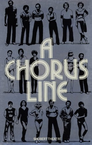 Chorus Line, A Poster Broadway Theater Play 11x17 Scott Allen Renee Baughman Carole Bishop MasterPoster Print, (Broadway Show Posters)