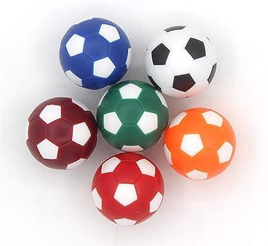 COSDDI 6 Piezas 32/36mm Table Soccer Foosball Reemplazos ...
