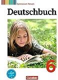 Deutschbuch Gymnasium - Hessen G8/G9: 6. Schuljahr - Schülerbuch