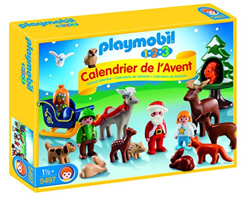 PLAYMOBIL 1.2.3 Advent Calendar