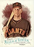 2016 Topps Allen and Ginter Baseball #189 Buster Posey San Francisco Giants