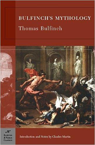Téléchargements gratuits de manuels scolaires en ligne Bulfinch's Mythology (Barnes & Noble Classics) 1593082738 in French PDF ePub MOBI