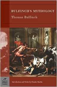 Bulfinch's Mythology by Thomas Bulfinch (2003, Hardcover, Facsimile)