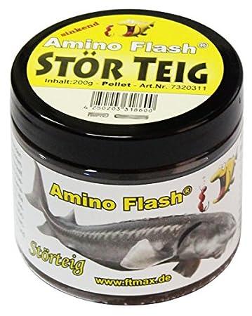 FTM AMINO FLASH  Stör-Teig . Störteig  sinkender Teig