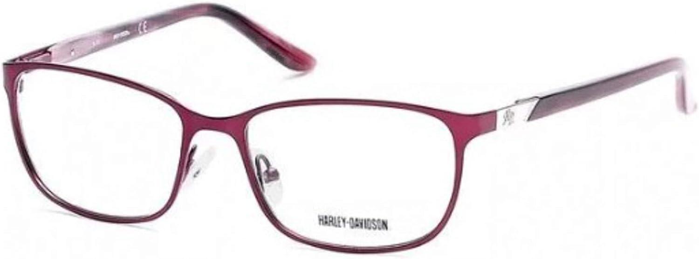 Harley Davidson Prescription Eyeglasses 0530 082 53//16//135 Matte Violet