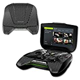 nvidia shield portable - MightySkins Skin for NVIDIA Shield Portable – Carbon Fiber | Protective, Durable, and Unique Vinyl Decal wrap Cover | Easy to Apply, Remove, and Change Styles | Made in The USA