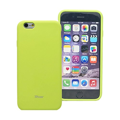 jelly iphone 6 green - 1