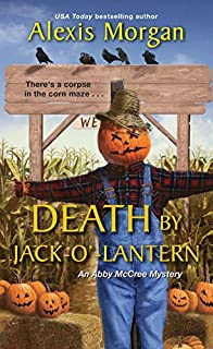 Book Cover: Death by Jack-o'-Lantern