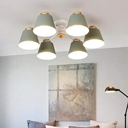 LUHEN Ceiling Lamp, Home Living Room Ceiling Lamp, Bedroom Decoration  Chandelier,Blackberry Ceiling