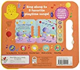 Wiggle, Jiggle, Sing & Giggle: Children's Sound Book (5 Button Sound)