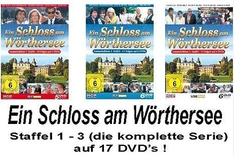 Ein Schloss am Wörthersee - Sammeledition Staffel 1+2+3 im Set ...
