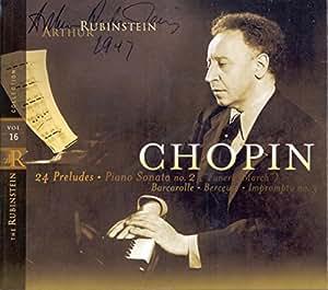 Rubinstein Collection, Chopin, Preludes