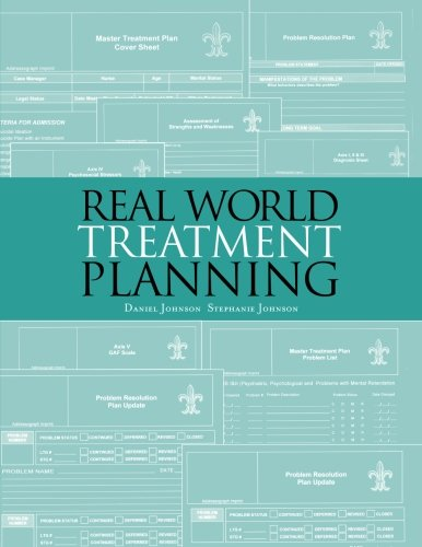 Real World Treatment Planning (Mental Health Practice)