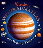 Kinder-Weltraumatlas mit Pop-up-Planeten