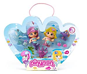 Pin y Pon - Pack Sirenas