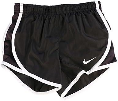 Nike Girls' Tempo Short (Black, 6 Youth