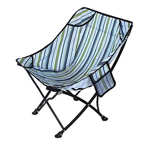 DFKDGL Silla de Camping portatil Plegable, Ligera, Resistente, compacta, Ultraligera, Mochilas para Pesca al Aire Libre, Picnic, Senderismo, beac, Silla de Camping