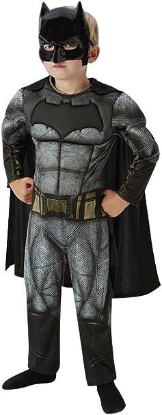 Rubies Superman - Disfraz Batman v Superman para niños, talla M ...