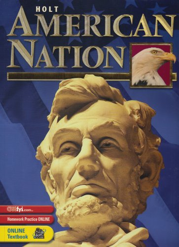 Holt American Nation: Student Edition Grades 9-12 2003