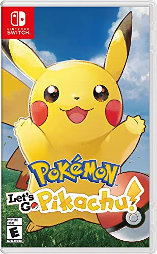 Pokémon: Let?s Go, Pikachu! (Switch) - Nintendo Switch [Digital Code]