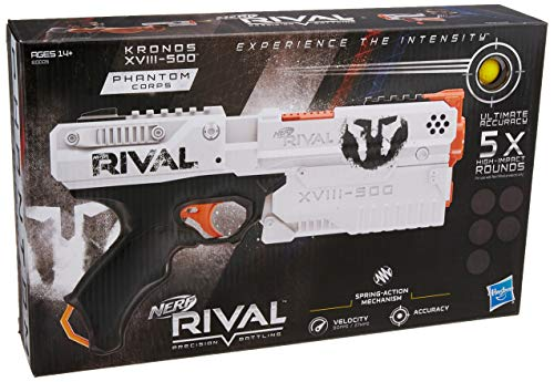 NERF Rival Kronos Outdoor Blaster (Best Nerf Gun Under 20 Dollars)