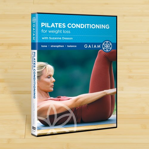 Pilates Conditioning for Weight Loss